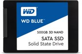 Western Digital Blue - Interne SSD - 500 GB