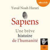 Boekomslag van 'Sapiens - Une brève histoire de l'humanité'