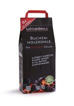 LotusGrill Houtskool Beuken zak - 2.5 kg