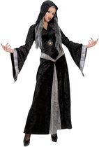 Duister heksen kostuum voor dames Halloween  - Verkleedkleding - Large