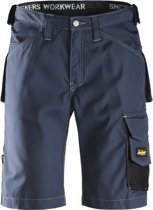 Snickers Short donkerblauw maat XXL taille 56 W40