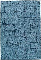 Mart Visser Tapijt Brique dessin 200 x 290 Indigo Blue