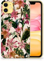 iPhone 11 TPU Case Flowers