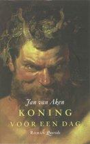 Boekomslag van 'Koning voor een dag'