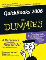 QuickBooks 2006 For Dummies