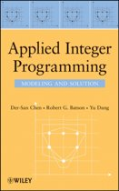 Applied Integer Programming