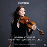 Mozart Violin Concertos Nos. 3,4 & 5