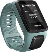 TomTom Spark 3 Cardio + Music GPS Fitnesshorloge  Blauw - Small