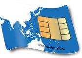 Data Simkaart Asia 3GB