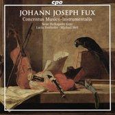 Johann Joseph Fux: Concentus Musico-Instrumentalis