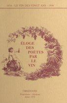 Éloge des poètes par le vin