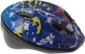Bicycle Gear Helm Junior Vlek Maat 48/56 Cm Blauw