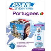 Assimil Super Pack Het nieuwe Portugees zonder moeite (Boek + 4 Audio-CD's 1 MP3) - 2013