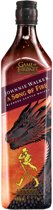 Johnnie Walker A Song Of Fire Whisky - 70 cl