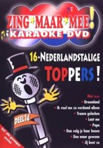 Zing Maar Mee Karaoke Dvd 14