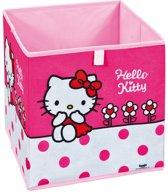 Inter Link SAS Hello Kitty Opbergdoos Fuchsia