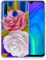 Honor 20 Lite TPU Case Roses