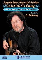 Appalachian Fingerstyle Guitar in DADGAD Tuning