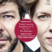 Violin Concerto. Symphony No.5