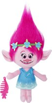 Trolls Sprekende Pluche Poppy - 35 cm