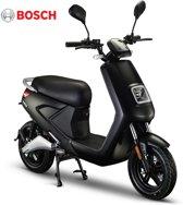 IVA E-GO S4 Elektrische Scooter Matzwart 25 km/h