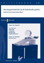 Politiekunde 32 - Het integriteitsbeleid van de Nederlandse politie