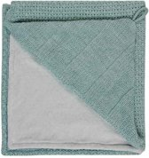 Baby's Only Omslagdoek Chenille Robust Stonegreen