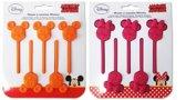 Silicone bakvorm lollie Minnie en Mickey Mouse t.b.v Chocolade