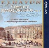 Haydn: Complete Piano Concertos Vol
