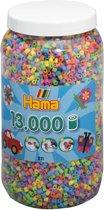 Hama - Strijkkralen in een Ton - 13000 Stuks