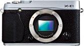 Fujifilm X-E1 Body - Systeemcamera - Zilver
