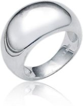 Classics&More - Zilveren Ring Glanzend bol
