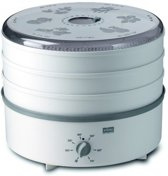 St�ckli Ovens Dehydrator Voedseldroger met 3 Kunststof Roosters