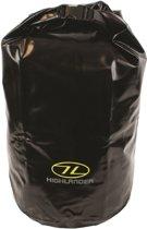 Highlander Dry bag Tri-Laminate PVC 29 liter - zwart