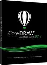 CorelDRAW Graphics Suite 2017 - Upgrade - Engels