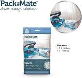Packmate Vacuum Opbergzakken Travel Bag Set 3 pcs. - Opbergzakken - Reiszakken
