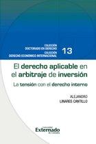 El derecho aplicable en el arbitraje de inversion : la tension con el derecho interno