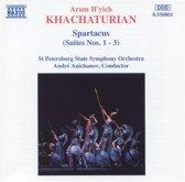 Khachaturian: Spartacus 1-3