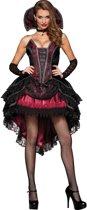 Luxe vampier kostuum voor vrouwen - Premium  - Verkleedkleding - XS