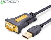2M USB 2.0 to DB9 Adapter Cable UG069