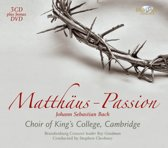 Matthaus Passion (Cd+Dvd)