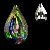 Regenboogkristal Bindi Multicolor AAA Kwaliteit