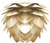 Silvia Medium Brushed Brass - Lampenkap - Geborsteld messing - ø 45 cm