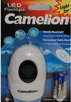 Camelion zaklamp 4x LED + 3x AAA-batterij