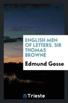Sir Thomas Browne
