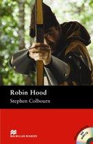Robin Hood - Book and Audio CD Pack - Pre Intermediate