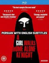 A Girl Walks Home Alone At Night [Blu-ray](English subtitled)