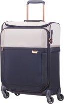 Samsonite Uplite Spinner Spinner Reiskoffer (Handbagage) - 41 liter - Pearl/Blue