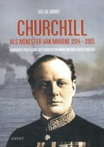 Churchill als minister van Marine 1914-1915