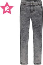 Tumble 'N Dry Meisjes Jeans TND-PITOU - Denim Grey - Maat 140